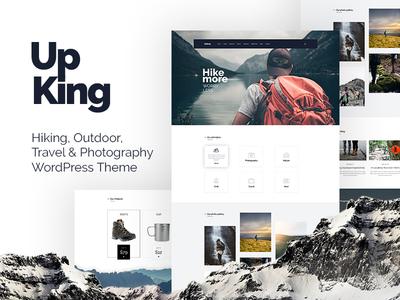 Upking WordPress Theme