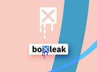 Boxleak logo