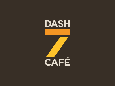 Dash7 Cafe simple coffee drink cafe