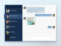 Day 013 - Direct Messaging - Daily UI