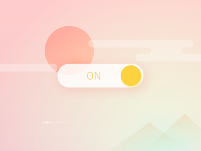 Day 015 - On/Off switch - Daily UI ux ui switch off on day dailyui button animation 015