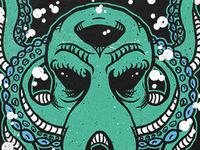 Octopus underwater animal shirt merch merch design shirt design illustration octopus