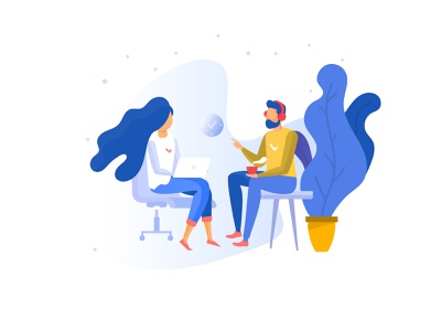 Office meeting Classic illustration indian design studio indianpix clean colleague co-working space freebie classic illustration blue apple macbook laptop working man working woman coffee office meeting group discussion word from home office space illustration meeting office
