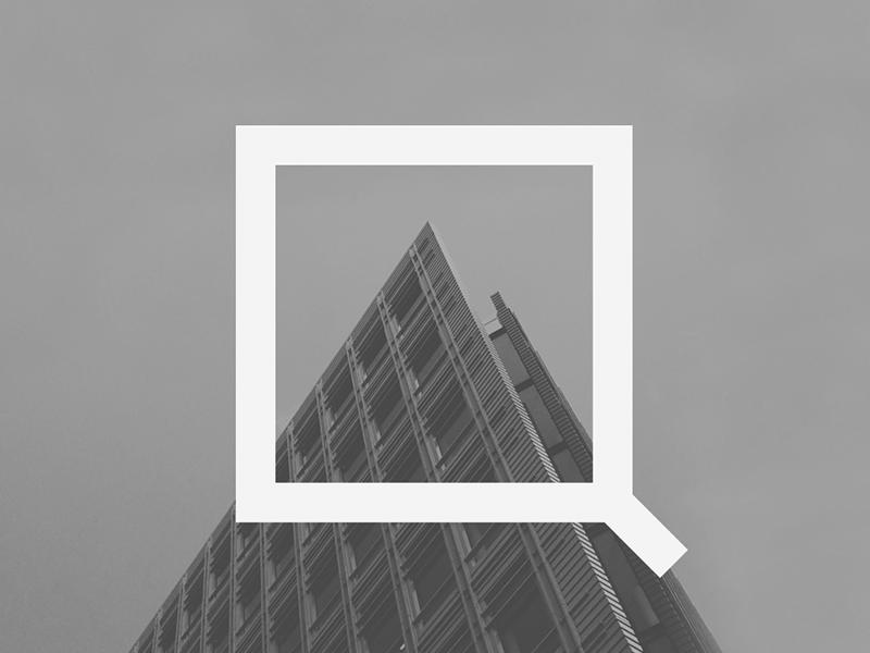 SQUARED Logo google squared google squared minimal simple black and white symbol shape logo brand brand identity branding
