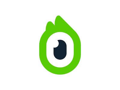 Duolingo Birdseye logo design identity duolingo brand simple geometric brand identity branding minimal logo icon