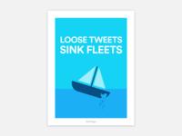 Duolingo Propaganda Poster 1