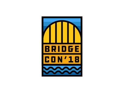 Bridge Con '18 Logo