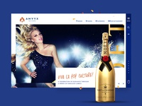 AMVYX S.A. Website