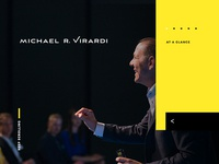 Michael Virardi Website