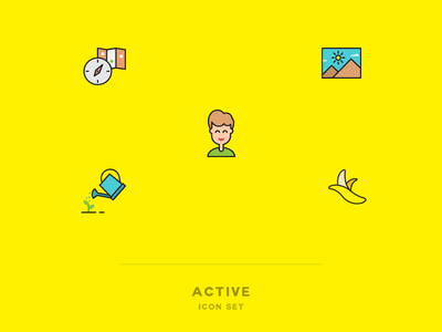 Active Icons