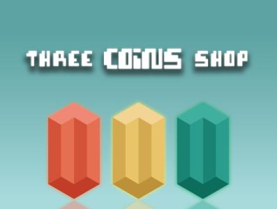 Three coin shop