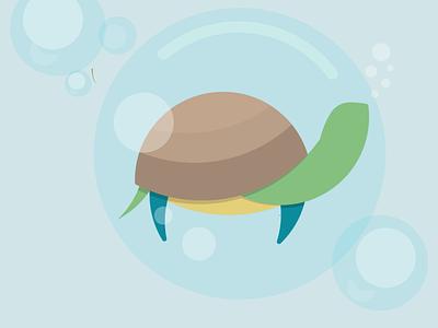 Save the turtles turtles save illustration design funny