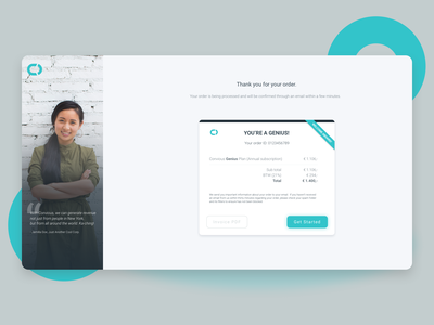 Self-service onboarding for SaaS startup conversion funnel persuasion payment customer dashboard saas app clean design testimonial account signup startup user interface ui ux onboarding screens onboarding ui onboarding self-service saas saas design