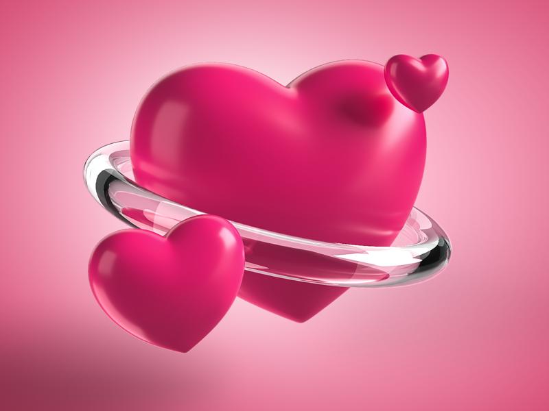 Valentine's Day ❤️ c4d 3d heart valentine day valentines