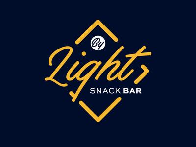 ByLight Logo Design icon brand redesign logo design