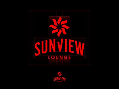 Sunview - Branding Design golden ratio minimal vector typography branding brand redesign logo design