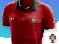 Portuguese Federation of Football - Logo Redesign