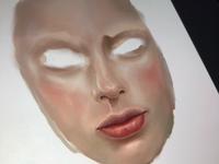 Digital Art - Face