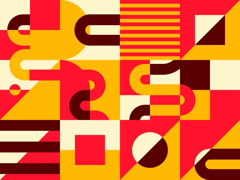 WIP - Pattern Design pattern design pattern illustration vector design