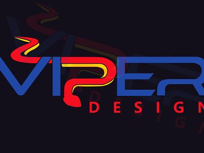 Viper designs 01 graphic design illustrator flat minimal vector branding logo design illustration ui