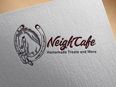 neightcafe design vector animation logo illustration minimal illustrator graphic design flat branding