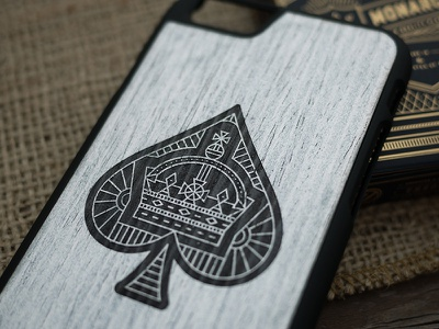 Monarch iPhone Case monarch theory11 iphone case wood laser