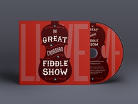 The Great Canadian Fiddle Show Live Album