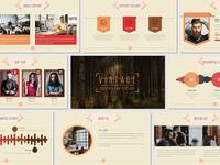 VINTAGE - Presentation Template
