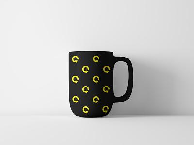 Refresh Media | Branding cup minimal design visual art logodesign brand design art logo graphic design branding