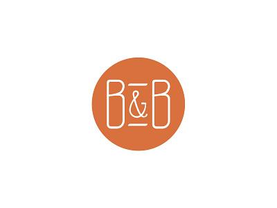 Bread&Butter Logo branding logo design b logo mark stamp logo