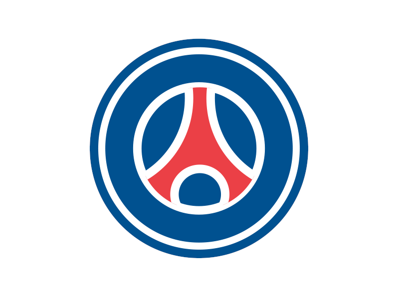 Psg Simplified By Halftone Digital On Dribbble