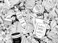 SheaMoisture Coloring Page