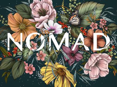 Nomad - Illustration