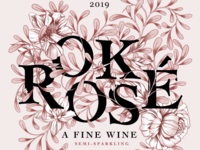 OK Rosé: Wine Box Design
