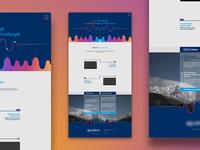 Website - Home Page Design