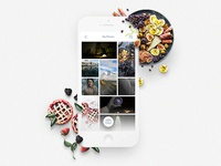 Slick App - Photo Gallery