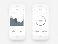 Slick App - Dashboard