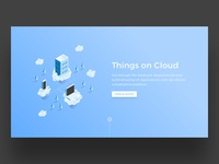 IoT Landing Page