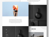 Gessato Magazine Redesign - Behance Project Preview