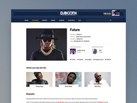 DJBooth - Artist Page
