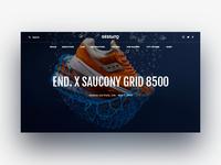 Gessato Magazine Redesign - Full Behance Project