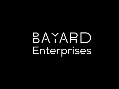 BAYRD minimal vector illustration design