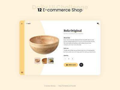 E-Commerce Shop - Daily UI 012 dailyui 012 ecommerce shop ecommerce ui design ui design dailyuichallenge dailyui