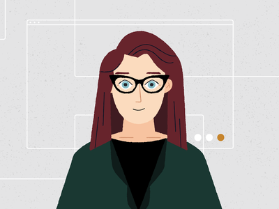 Faces of Nuna: Ilona sanfrancisco bayarea spotlight diversity blog brand startup illustration