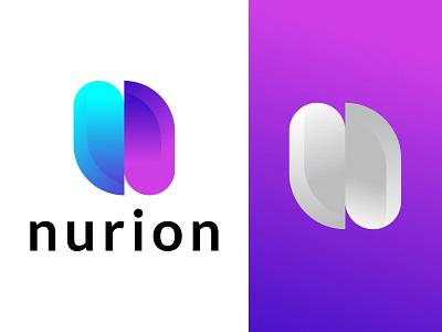 N letter logo mark - Modern n letter logo design initial letter logo n letter logo modern n logo n logo logo trends minimalist logo apps logo 3d logo brand identity branding