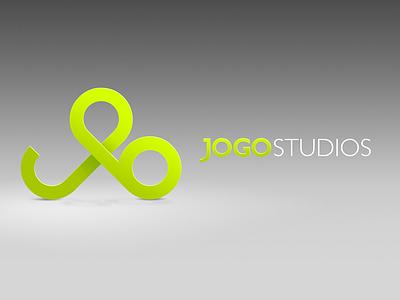 New logo for JOGO Studios jogo studios branding graphic design logo