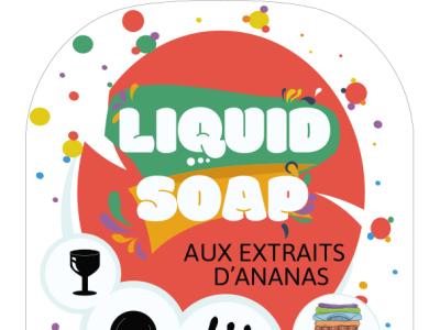 Liquid Soap Design productdesign branding