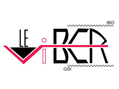 le vibeur inspiration brand identity branding brand logo design logo