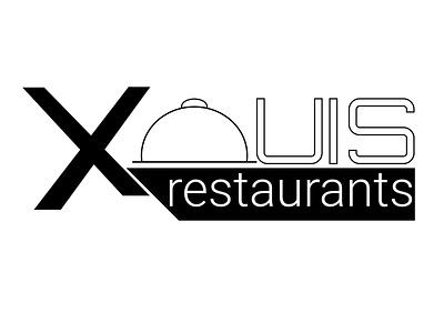 exquis restaurants inspiration food restaurant logotype logo design logo