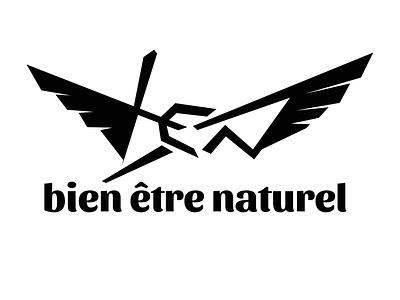 bien etre naturel logo design logotype brand identity inspiration branding design logo redesign illustration logo branding brand